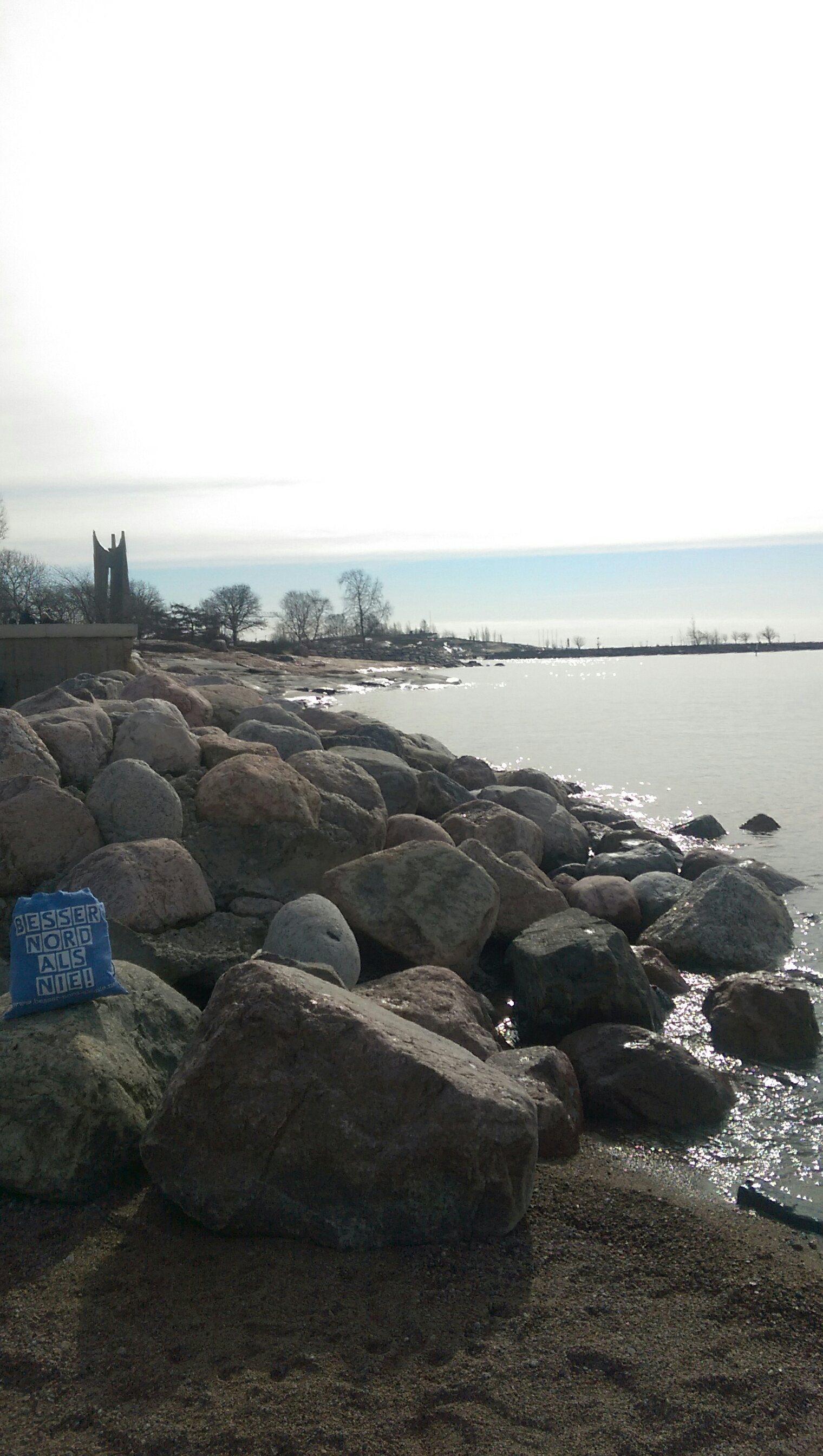 Merisatamanranta, Helsinki