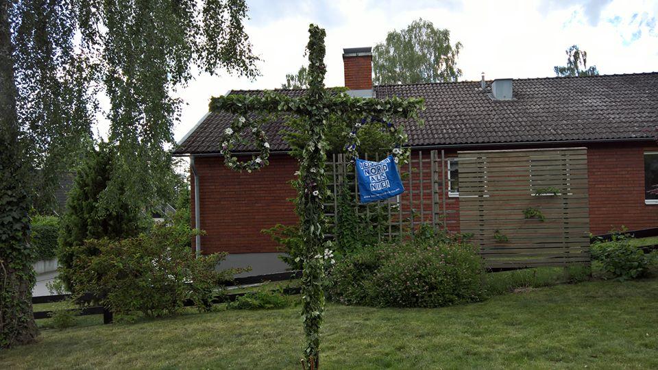 Midsommar in Schweden