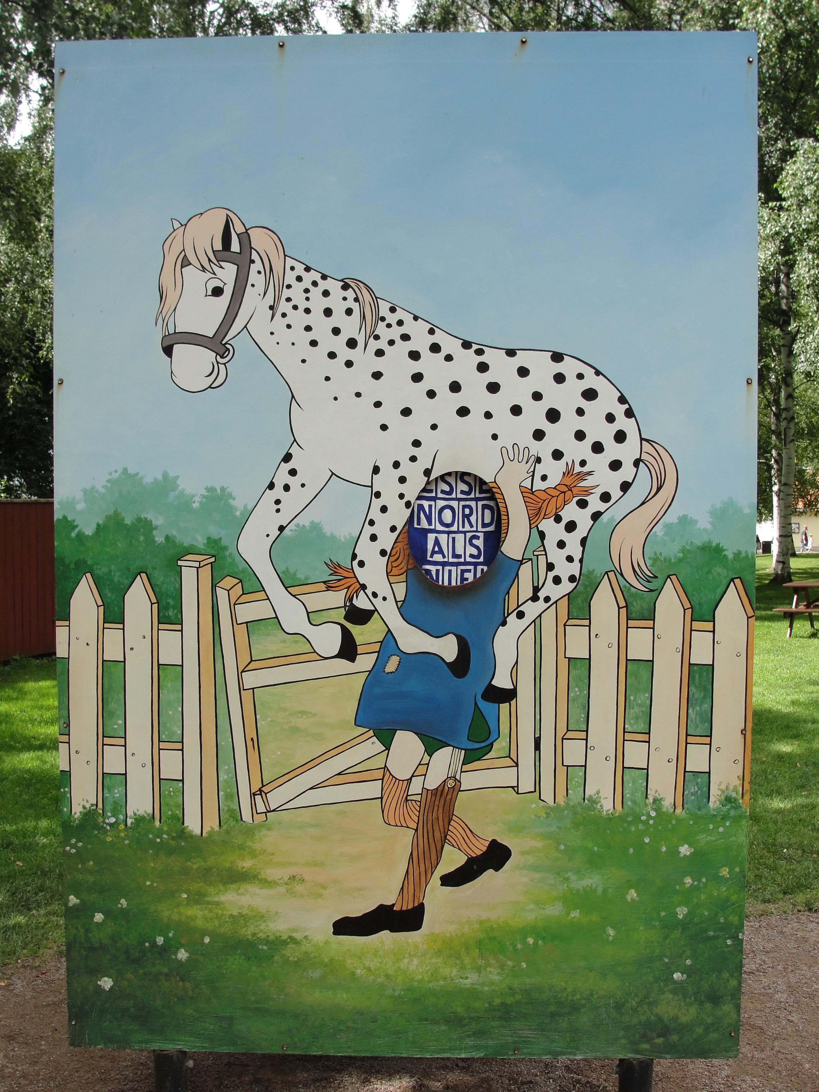 Pippi in Astrid Lindgrens Värld