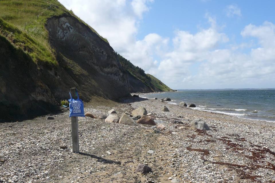 Auf der dänischen Insel Mors im Limfjord, Foto: Ulrike N.