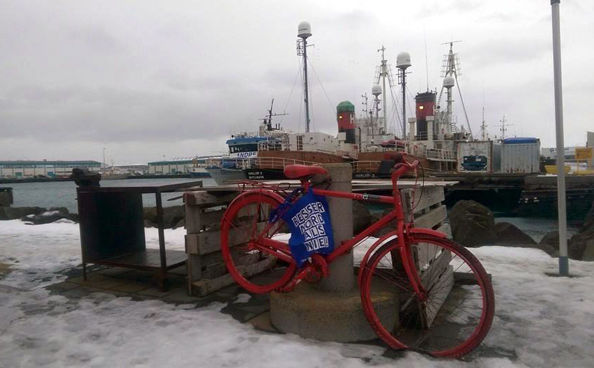 Reykjaviks alter Hafen