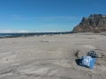 Der Strand von Uttakleiv, Lofoten