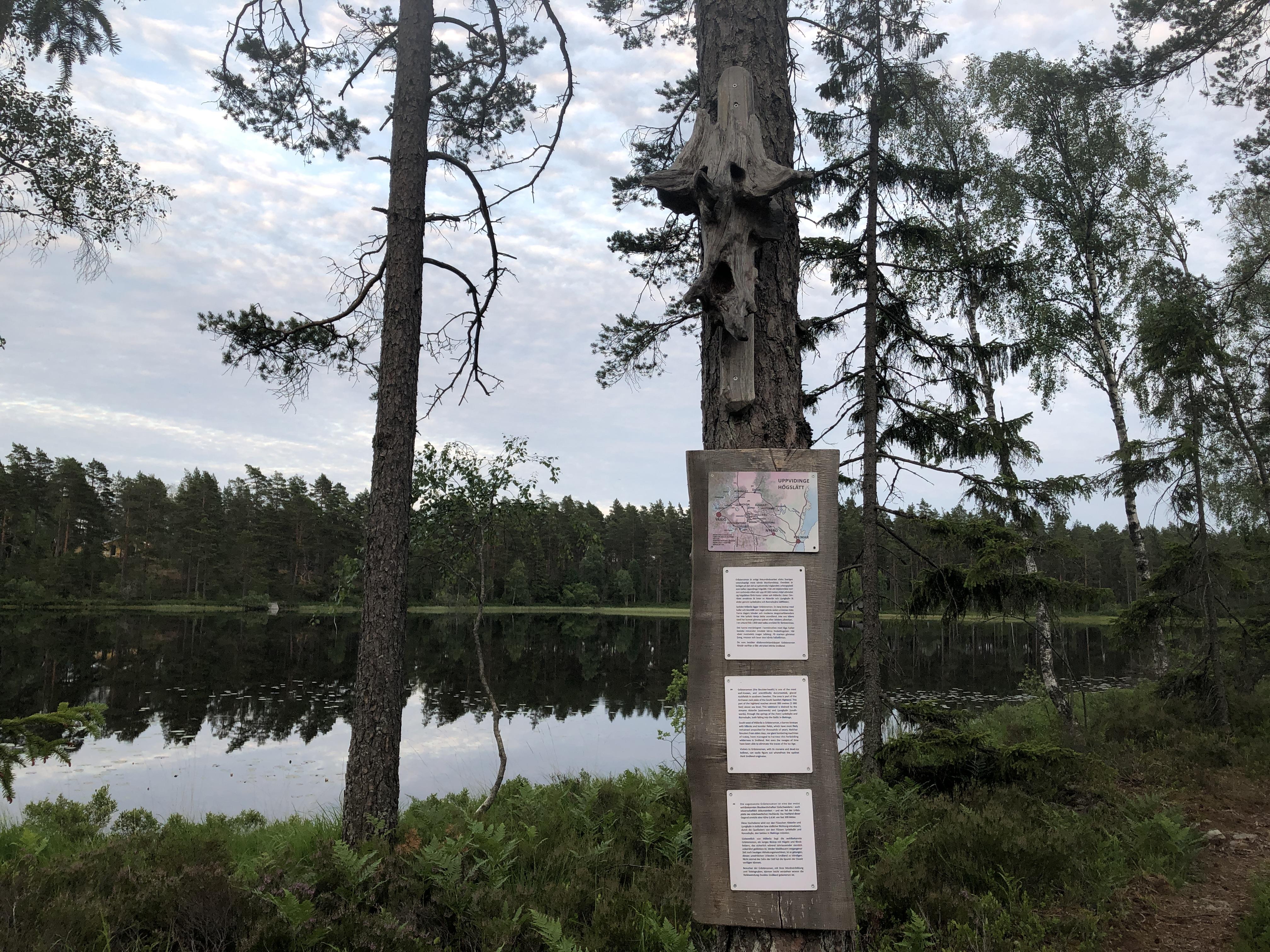 Trollstigen in Målerås