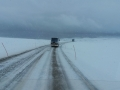 auf dem Weg vom Nordkap