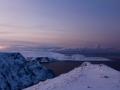 Bereits auf der Fahrt über die Insel zum Nordkap bieten sich dem Betrachter atemberaubende Landschaftsaufnahmen.