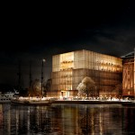 Nobelhuset ©David Chipperfield Architects