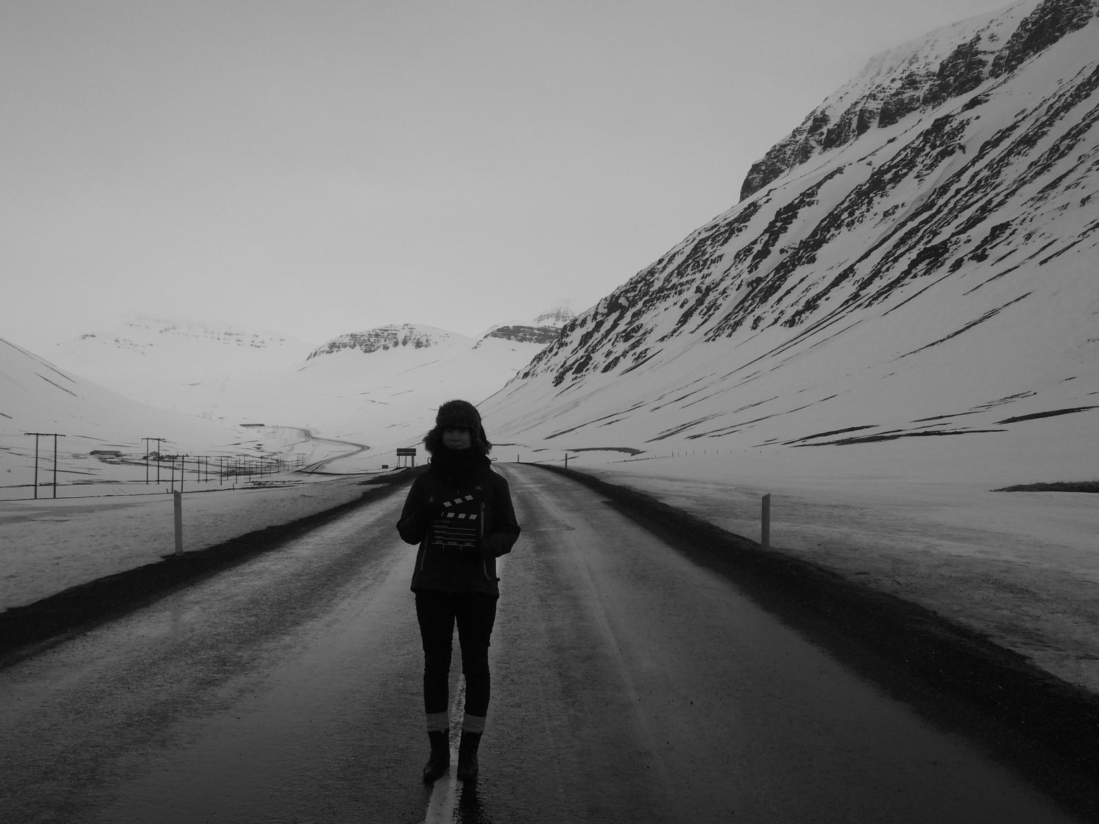 Trampen in den Westfjorden: Scotty, where are you?