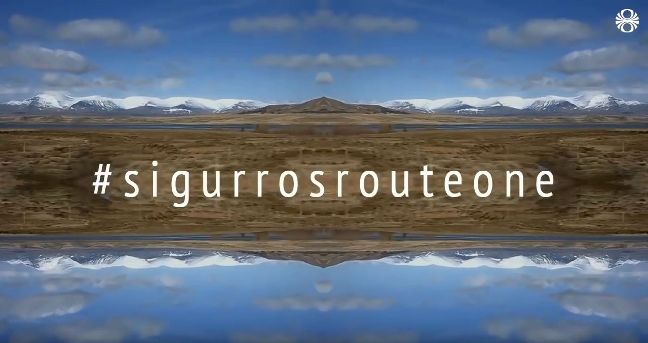 Screenshot aus dem #sigurrosrouteone-Trailer