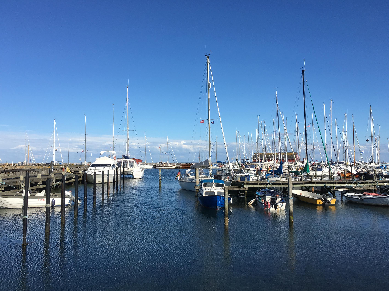 Ballen Hafen, Samsø