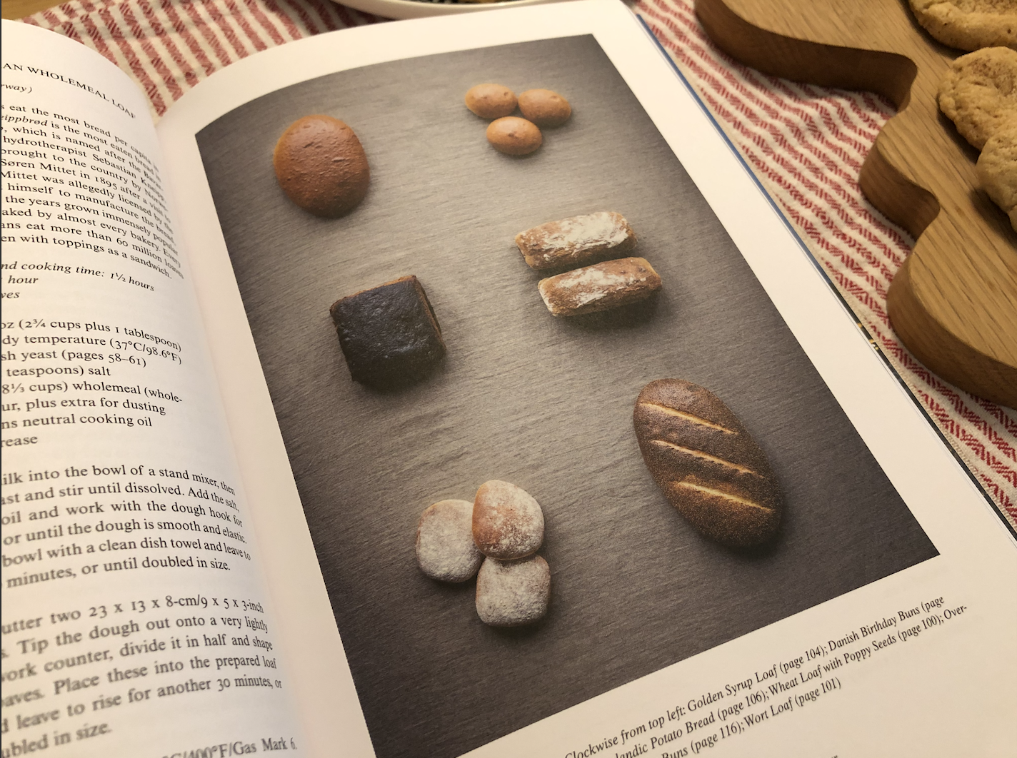 Magnus Nilsson The Nordic Baking Book