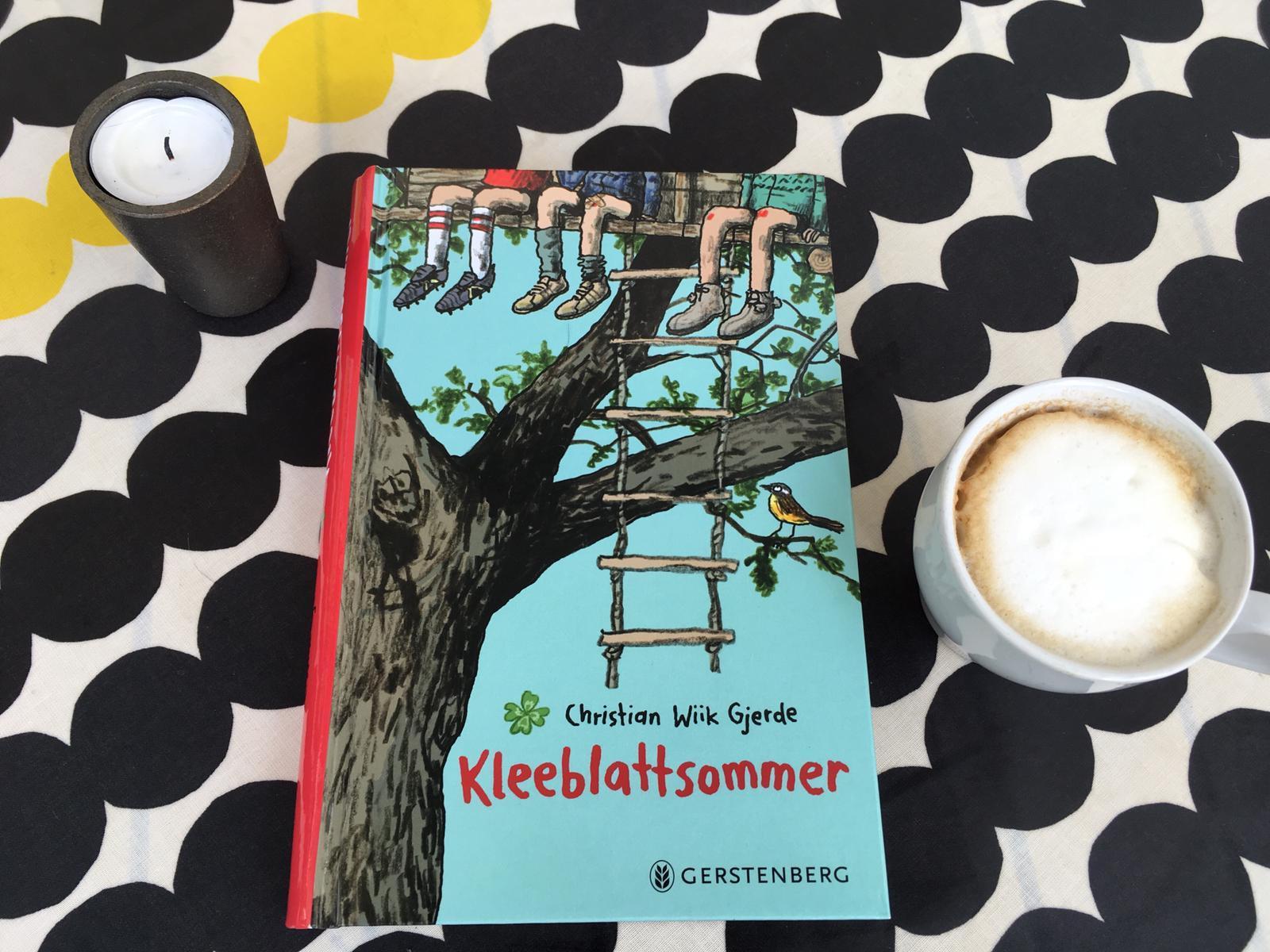 Christian Wiik Gjerde Kleeblattsommer Foto: Besser Nord als nie!