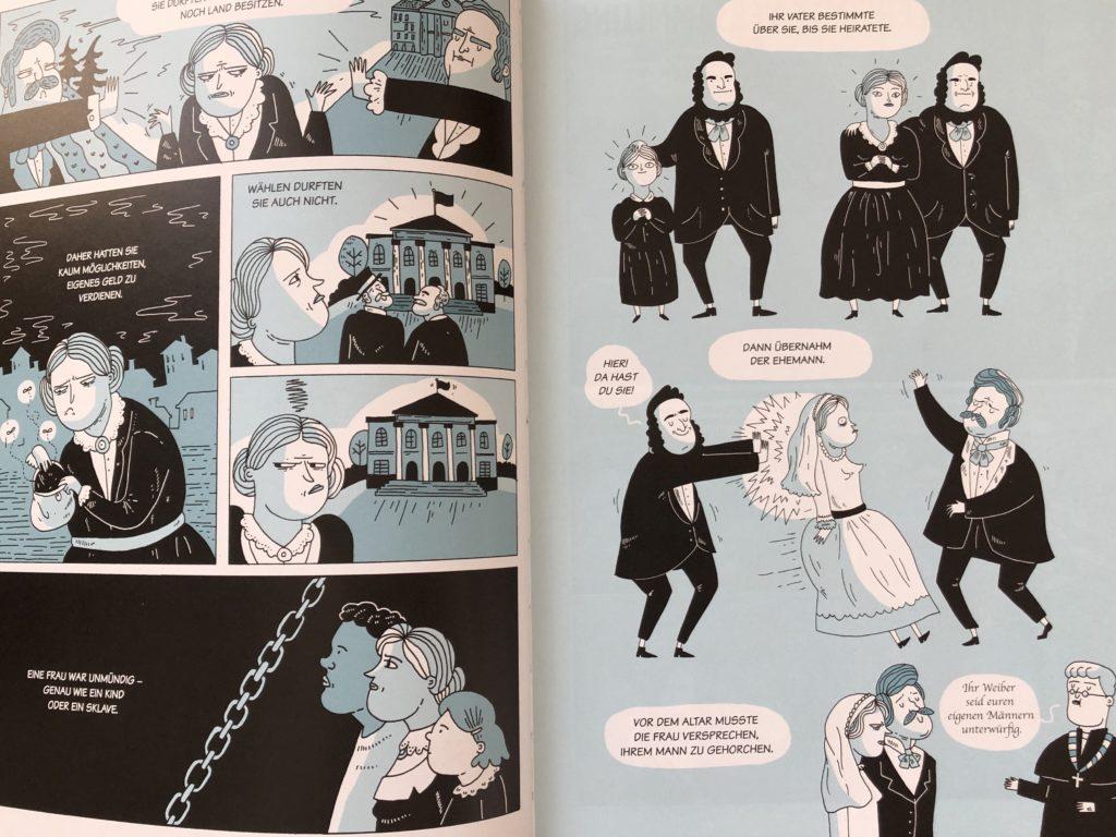 Rebellische Frauen von Marta Breen und Jenny Jordahl