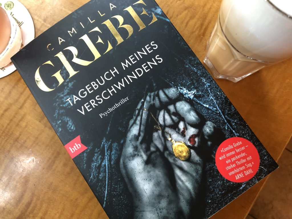 Camilla Grebe - Tagebuch meines Verschwindens. Foto: Besser Nord als nie!