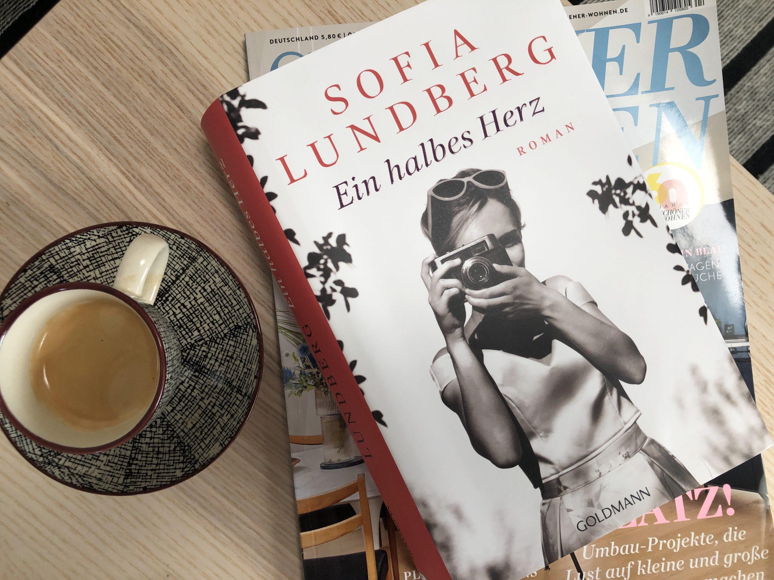 Sofia Lundberg - Ein halbes Herz